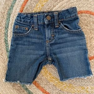 Wrangler Cut Off Jeans